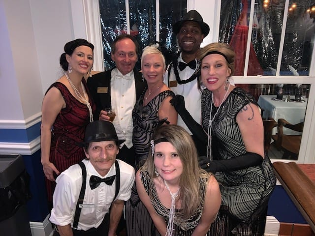 Commodore's Ball/Roaring 20's New Year's Eve Party 2020