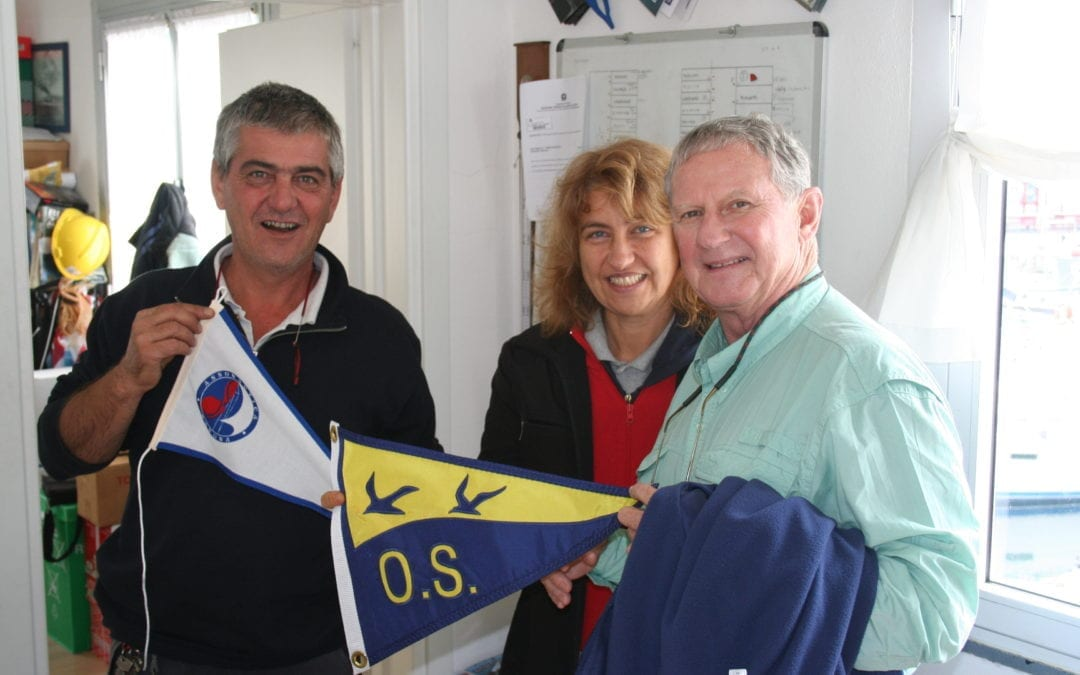 Burgee Exchange – OSYC Around The World
